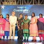தீ காயத்தால் பாதிக்கப்பட்ட பெண்களுக்கு விருது வழங்கினார் ரோஹினி