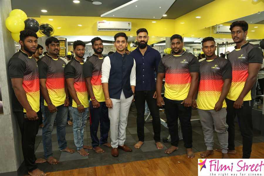 Carve Fitness Gym Launch Madhavaram photos