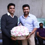 Celebrities at Harris Jayaraj studio launch
