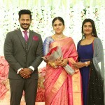 Chandini Tamilarasan Wedding Reception Photos