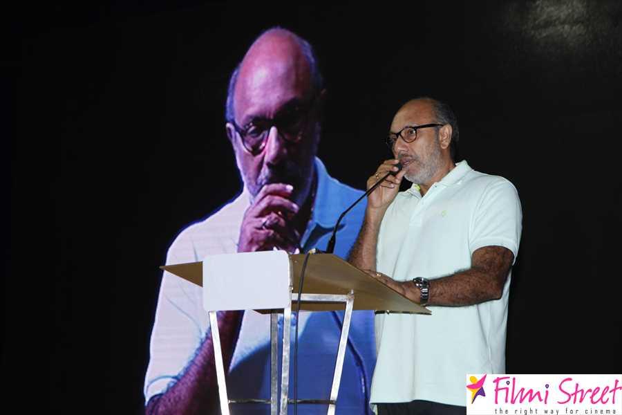 Chandrahaasan memorial meet photos