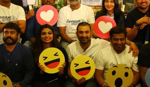 Chennai 28 part 2 team on facebook live event
