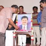Cheyyar Ravi condolence meeting photos