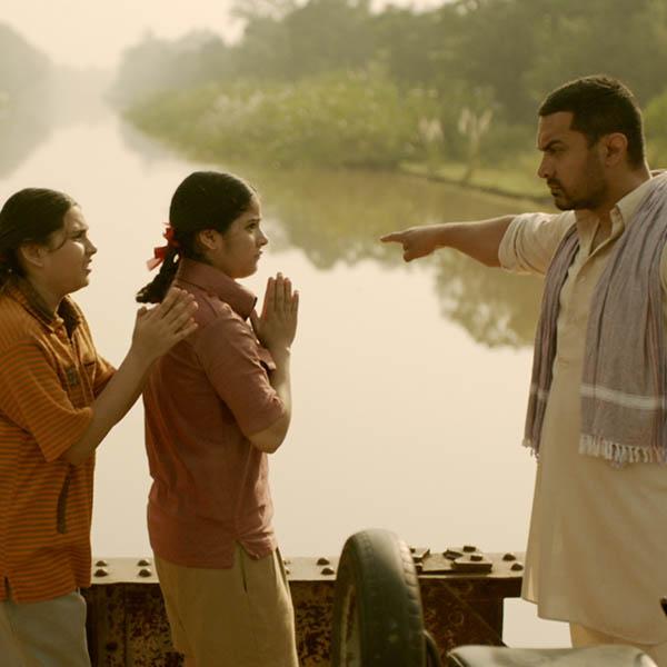 Dangal movie stills