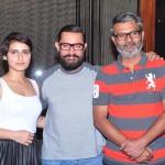 Dangal press meet photos