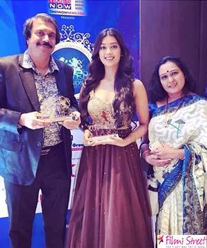 ஹிப்பி பட நாயகி டிகங்கான சூர்யவன்ஷிக்கு 2018 ம் ஆண்டிற்கான தாதாசாகெப் பால்கே விருது