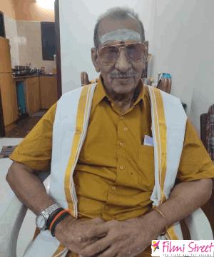 Director Selva father