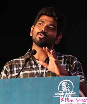 Director Vignesh Shivan