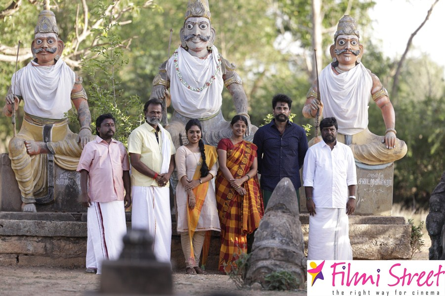 Draupathi Movie Stills