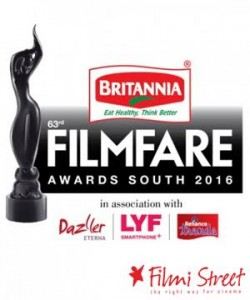 Winners: 63rd Britannia Filmfare Awards (South)