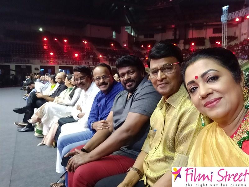 Filmfare  awards  South  2019  images