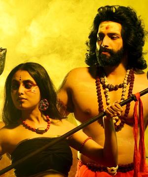 வினோத் & பிரியங்கா இணையும் 'தி மாயன்'; ஆங்கிலத்திலும் வெளியாகிறது