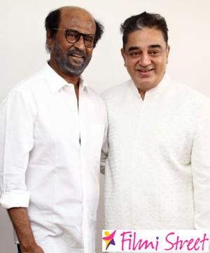 I have part in Rajinis success says Kamal at Rajkamal films event