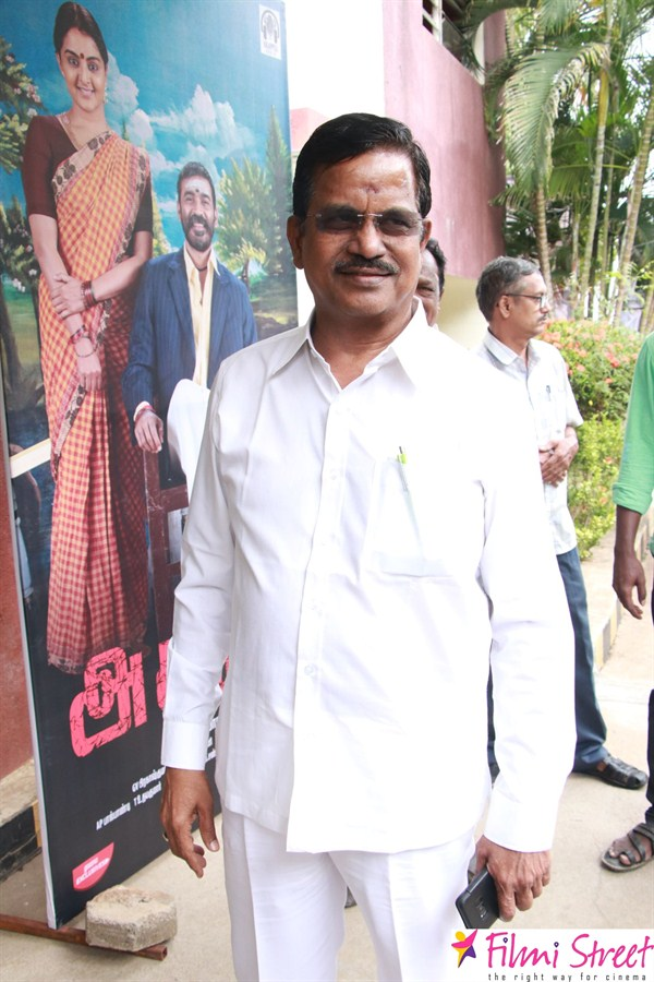 Asuran Audio Launch Photos
