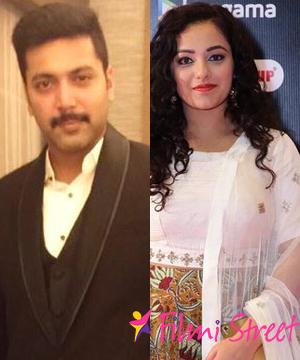 Jayam Ravi and Nithya Menon