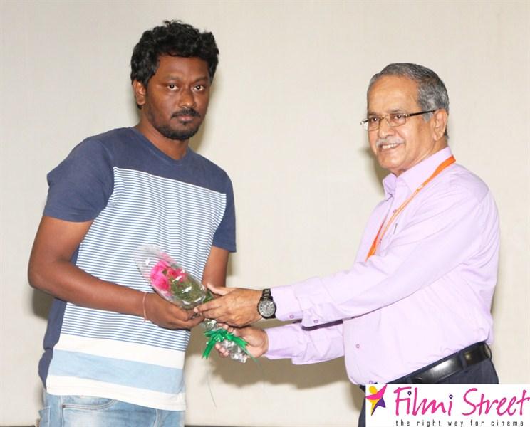 Jivi and Mei Screening at 17th Chennai International Film Festival Photos