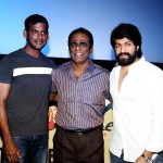 KGF Trailer Launch Stills