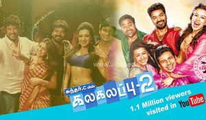 Kalakalappu 2 mp3 audio songs