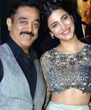 Kamal And Shruthi Celebrate India Independence Day In America