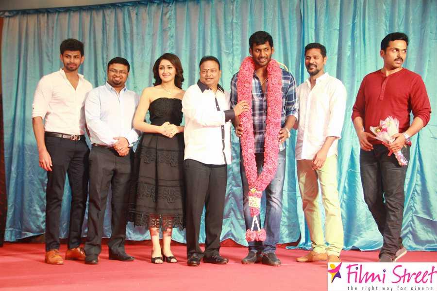 Karuppu Raja Vellai Raja Movie Launch Images