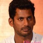விஷாலின் 'கத்தி சண்டை'யில் லைட்மேன் மரணம்..!
