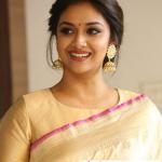 Breaking மிஸ் இந்தியா ஆனார் தேசிய விருது நடிகை கீர்த்தி சுரேஷ்