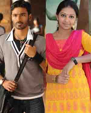 Lakshmi Menon to romance with Dhanush for First time