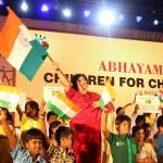 Latha RajiniKanth's Daya Foundations Project Abhayam Stills