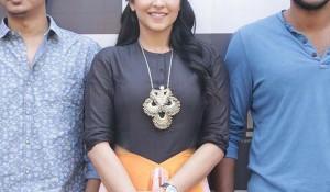 Maanagaram movie press meet photos
