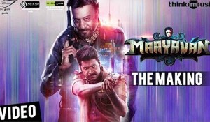 Maayavan Making Video mp3 audio songs