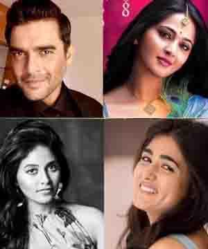 மீண்டும் மாதவன்-அனுஷ்கா இணையும் படத்தில் ஹாலிவுட் நடிகர்கள்