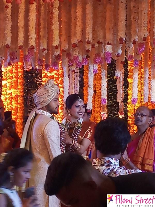 Manish Pandey – Ashrita Shetty wedding Photos