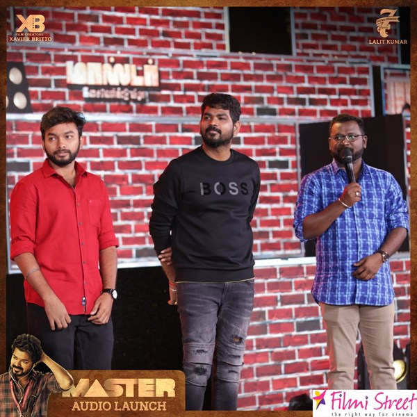 Master audio launch photos
