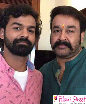 Mohan lal and pranav mohan lal