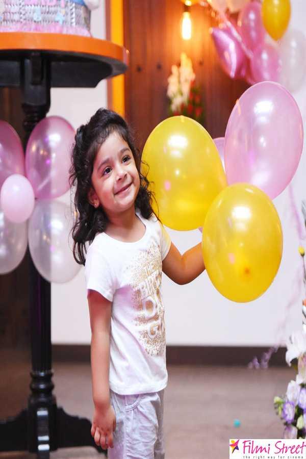 Baby Rupikaa 2nd Year Birthday Celebration Photos