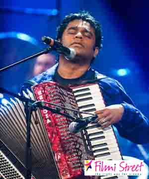 Music Director AR Rahman london concert on July 8th to Celebrate his 25th year