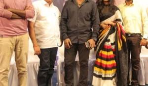 Naalu Aaru Anju press meet photos