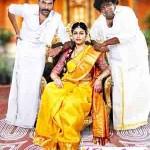 *சண்டி முனி* படத்திற்காக  நட்ராஜ்-யோகிபாபு-மனீஷா கூட்டணி