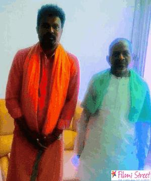 இயக்குநர் சாமியின் 'அக்கா குருவி' படத்தில் இணைந்த இளையராஜா