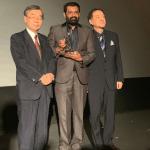 ஃபுகோகா சர்வதேச திரைப்பட விழாவில் 'சிவரஞ்சனியும் சில பெண்களும்' சிறந்த திரைப்படத்திற்கான விருதை வென்றது