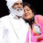 கே.ஜே.யேசுதாஸுக்கு இசை மரியாதை..; பாடகி ஸ்வேதா இசையில் 'காந்தர்வ காயகா'