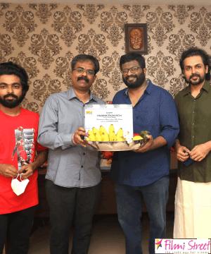 கார்த்தி & GV பிரகாஷ் & PS மித்ரன் மெகா கூட்டணி.; பூஜையுடன் தொடங்கியது..!