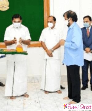 பெப்சி தொழிலாளர்களுக்கு 1000 குடியிருப்பு : அடிக்கல் நாட்டினார் முதல்வர்