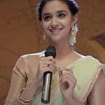 வெளிநாடுகளில் இந்திய 'டீ' விற்க ரெடியான 'மிஸ் இந்தியா' கீர்த்தி சுரேஷ்