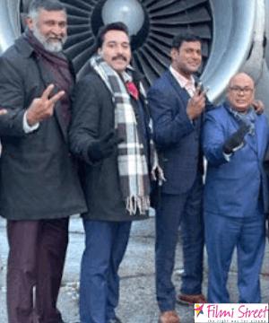 விஷால் இயக்கும் 'துப்பறிவாளன் 2' படத்தில் 'பிக்பாஸ்' தாத்தா
