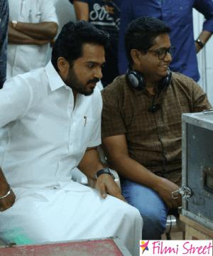 Director jeethu joseph and karthi