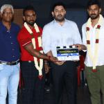 அரவிந்த்சாமி, சன்தோஷ் P.ஜெயக்குமார் இணையும் புதியபடம் துவங்கியது