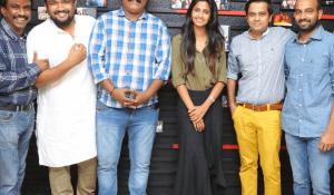 Zee-5 in Post Man Screening and Press Meet Stills