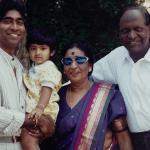 ஹாலிவுட் திரையுலக பெருமகன் அசோக் அமிர்தராஜின் தாயார் மரணம்