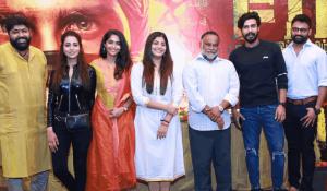 FIR Movie Pooja Photos